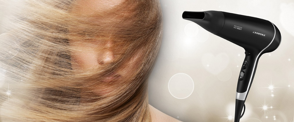 Hair dryer AU 3202