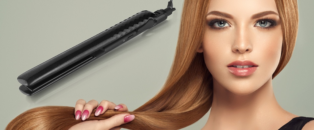 Hair irons straightener AU 367